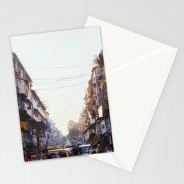 mumbai streets Stationery Cards