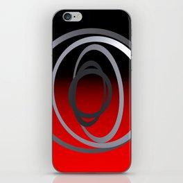 wind chime -1- iPhone Skin