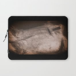 Parchment Skin Laptop Sleeve