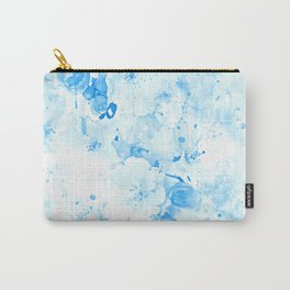 japanese cherry blossom wswb Carry-All Pouch