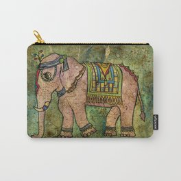 Royal Elephant Carry-All Pouch