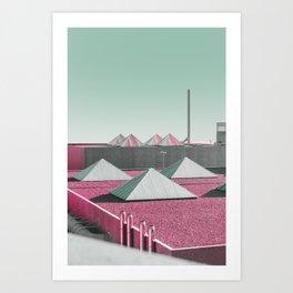Californication | 4 Art Print
