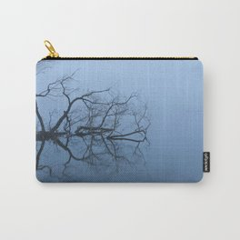 Branches In A Misty Lake Carry-All Pouch