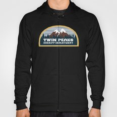 Twin Peaks Sheriff Department (Redux) Hoody