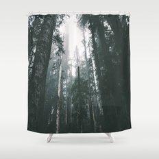 Forest XVIII Shower Curtain