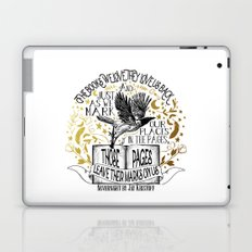 Nevernight - Books Love Us Laptop & iPad Skin