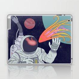 Cosmonaut Laptop & iPad Skin