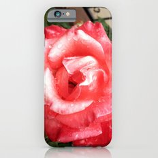 Rainy Day Rose iPhone 6s Slim Case