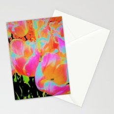 Tiptoe through the Tulips Stationery Cards