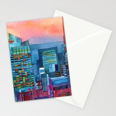 New York buildings vol2 Stationery Cards