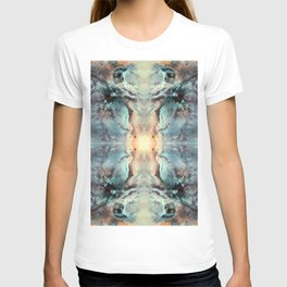 Space Mandala 11 T-shirt