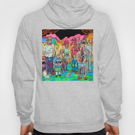 King of the Mutants Hoody