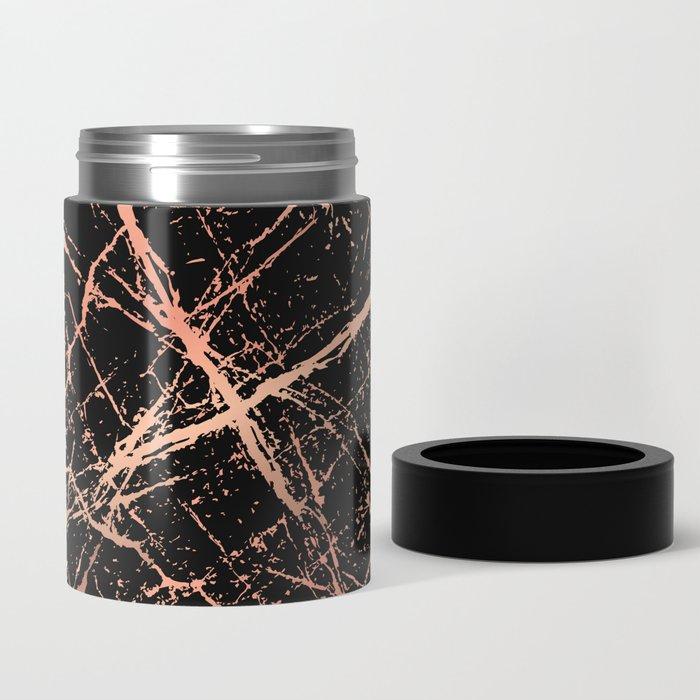 Copper Splatter 091 Can Cooler