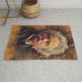 Edvard Grieg, Music Legend Rug