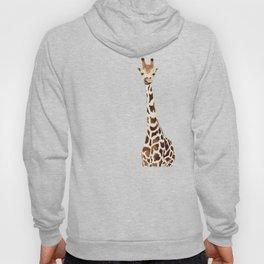 The Nose-picking Giraffe (no fingers needed) Hoody