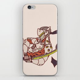genji iPhone Skin