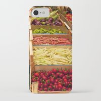 vegetables iPhone & iPod Cases featuring Vegetables by Toni-Ann Langella