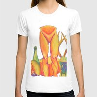 legs T-shirts featuring Legs by Brittany Ketcham
