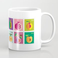 Fruit: Lemon & Persimmon Mug