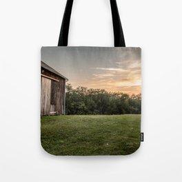 Pennsylvania Barn Tote Bag