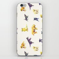 puppies iPhone & iPod Skins featuring Puppies! by ascaliers