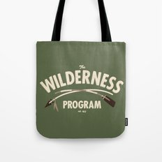The Wilderness Program Tote Bag