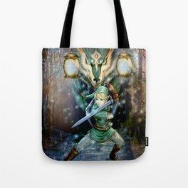 Legend Of Zelda Tote Bag