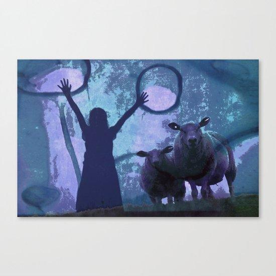 ACTIVATING MAGIC Canvas Print