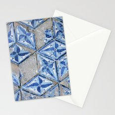 Tiling with pattern Stationery Cards