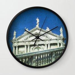 Chiesa - Venice Wall Clock