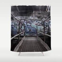 Out Of Space Shower Curtain