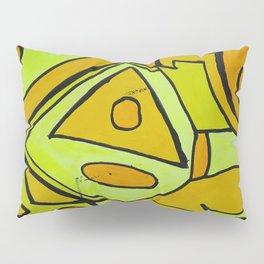 YELLOW Pillow Sham