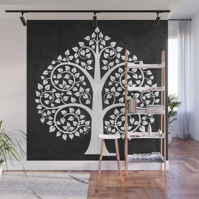 Bodhi Tree0104 Wall Mural