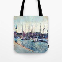 Tallinn Tote Bag