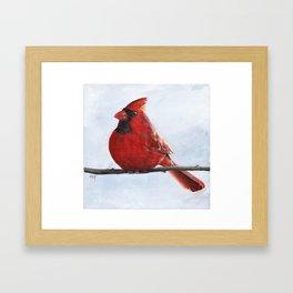 Cardinal Art Framed Art Print