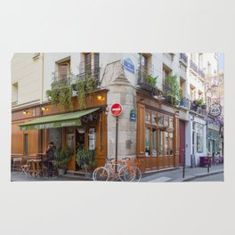 Cute Corners of Paris Rug