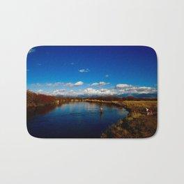 Snake River Fly Fishing Bath Mat