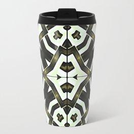 Abstract Geometric Modern Pattern  Travel Mug