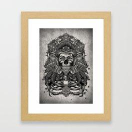 Winya No.21 Framed Art Print