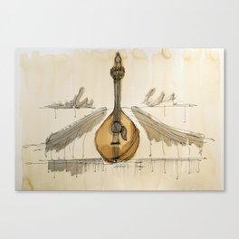 Fado Canvas Print