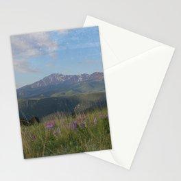 Pikes Peak/ Woodland Park Colorado Stationery Cards