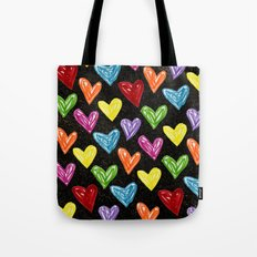 Midnight Love Tote Bag