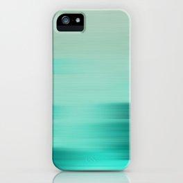 """Abstract Ocean Porstroke (Pattern)"" iPhone Case"