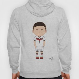 Mesut Ozil - Germany - World Cup 2014 Hoody