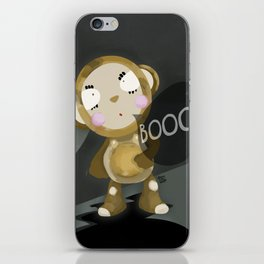 Boohhh iPhone Skin