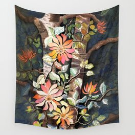When Passion Sprouts ! :) Wall Tapestry