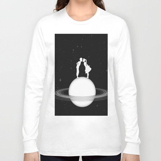 Love on Saturn Long Sleeve T-shirt