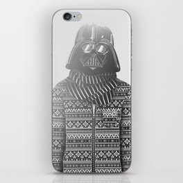 The Most Stylish Couple in Galactic 1 iPhone Skin