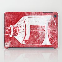 whisky iPad Cases featuring Ol' Whisky Bottle by Shane Haarer