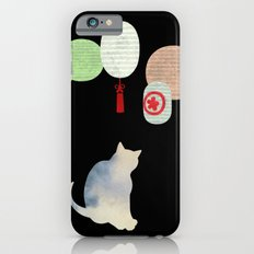 Japanese Cats Series - Paper Lanterns Slim Case iPhone 6s